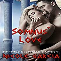 SOMNUS' LOVE: A ROMAN GOD ROMANCE, BOOK 2