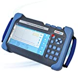 SPEEDWOLF 1310nm+1550nm 32dB+30dB OTDR 7 inch LCD Professional Optical Time Domain Reflector Fiber Optic Cable Test with VFL and Power Meter(OP-OTDR32F-T4)
