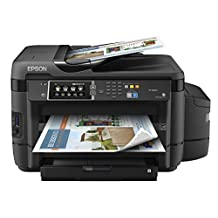 Epson ET-16500 Eco Tank Wireless Wide format Color All-in-One Super Tank Printer, Scanner, Fax & Ethernet