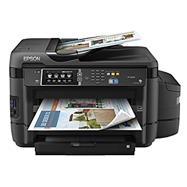 Epson WorkForce ET-16500 EcoTank Wireless Wide format Color All-in-One Supertank Printer