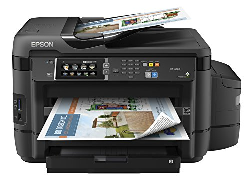 Epson ET-16500 EcoTank Wireless Wide format Color All-in-One Supertank Printer, Scanner, Fax & Ethernet ()