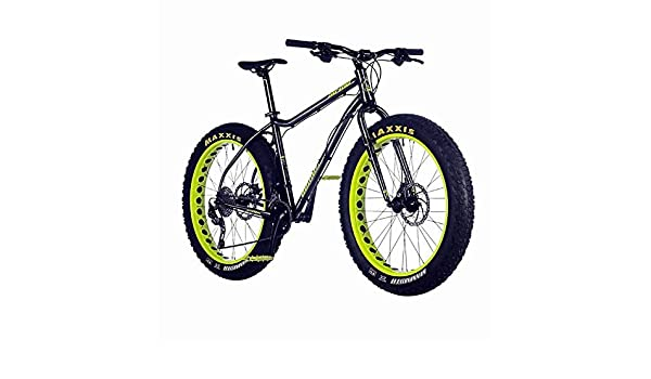 A AUTHOR Bicicleta fatbike 26 Pulgadas su de Mo 20 Marchas Sram Maxxis 26 x 4.00 rh43 cm MTB: Amazon.es: Deportes y aire libre