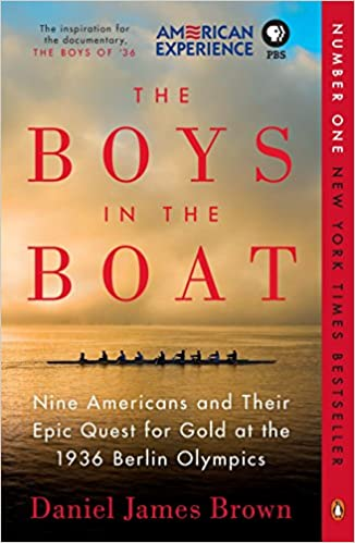The The Boys in the Boat by Daniel James Brown travel product recommended by Eric Von Frohlich on Lifney.