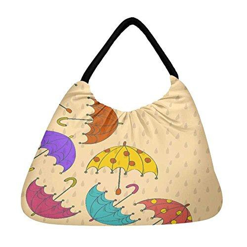 Damen mehrfarbig Snoogg Snoogg mehrfarbig mehrfarbig Strandtasche Damen Strandtasche 5qfSSwF