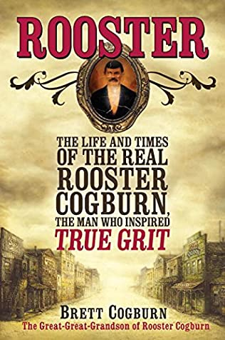 book cover of Rooster