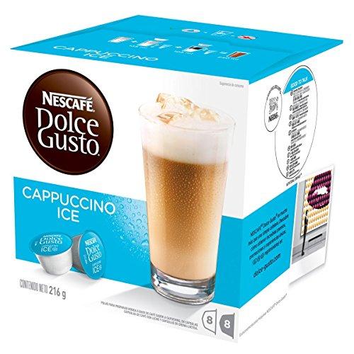 NESCAFÉ ® Dolce Gusto® CAPPUCCINO ICE (16 cápsulas/8 Tazas)