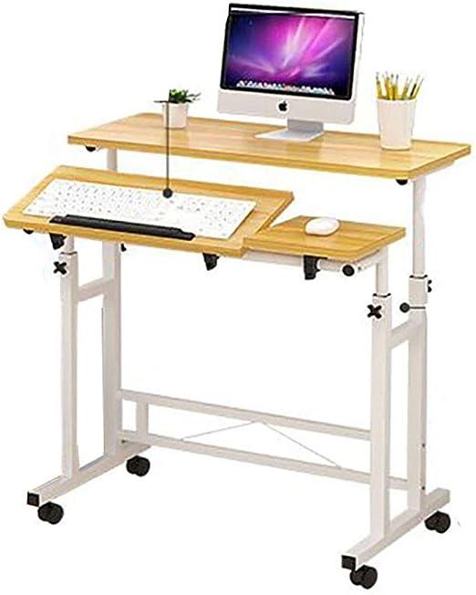 Mesa de café Computadora Compacta Computadora PortáTil Pc EstacióN ...