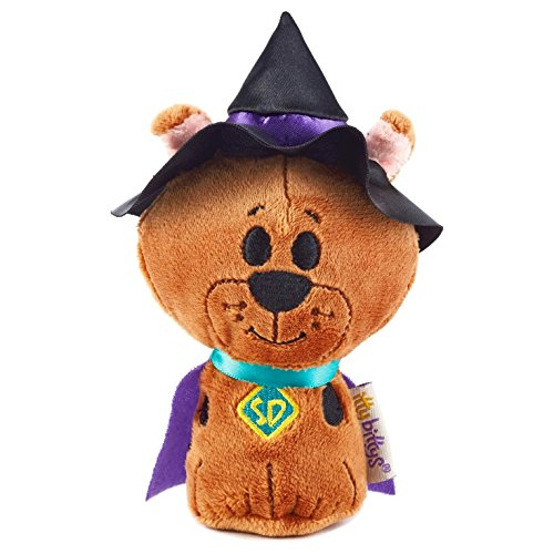 Hallmark Itty Bittys Scooby-Doo Halloween Scooby-Doo Plush -