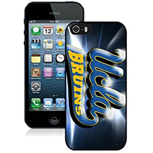 Hot Sale And Popular iPhone 5 5S Case Designed With UCLA BRUINS 2 iPhone 5 5S Phone Case