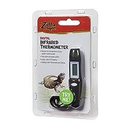 Zilla Reptile Terrarium Digital Infrared Thermometer