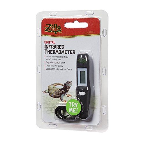 Zilla Reptile Terrarium Infrared Thermometer