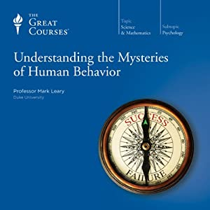 Understanding the Mysteries of Human Behavior Vortrag