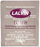 Image of Lalvin Dried Wine Yeast EC #1118 (Pack of 10)