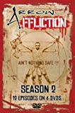 Arrow Affliction TV Season 2 (2009) 4 DVD Set