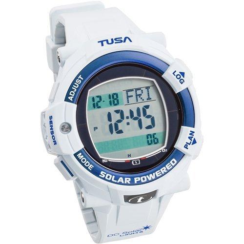 Best Tusa Dive Computers - TUSA IQ-1204 DC Solar Link Dive