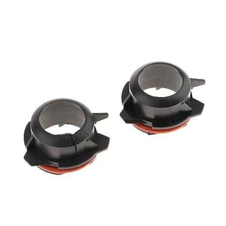Tabella Di Conversione Lampade A Led.Sharplace Coppia Di Lampadine H7 Led Portalampada Kit Di