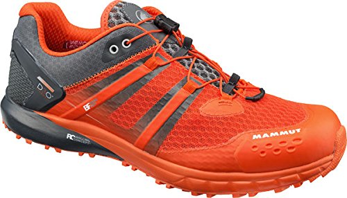 Raichle / Mammut MTR 201-II Low Men graphite/d'orange EU 46,0-UK 11,0 by Mammut