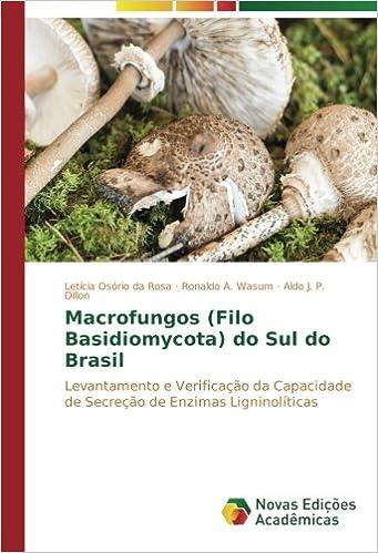 Macrofungos Filo Basidiomycota do Sul do Brasil ...