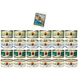 Weruva Bundle Chicken 3oz Variety Pack (24 Cans Total) with Bonus Catnip Bag