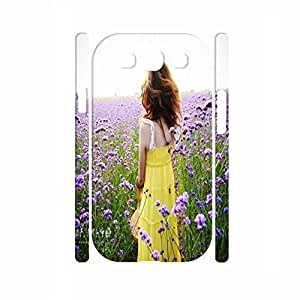 Deluxe Hipster Antiproof Beautiful Style Phone Accessories Shell for Samsung Galaxy s3 I9300 Case WANGJING JINDA