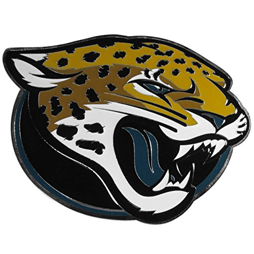 Siskiyou NFL Jacksonville Jaguars Class III Hitch Cover by Siskiyou