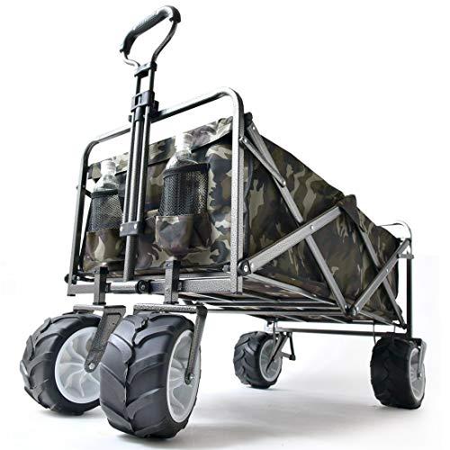 옷장의 겐 캐리 웨건 원터치 접는식 와이드 대형 타이어 * Raxus OFF ROAD * 89L 동색 커버 첨부 와 자립 스탠드 45600000