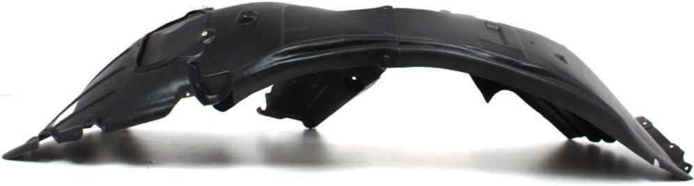 Splash Shield Front Left Side Fender Liner Plastic Front Section for 6-SERIES 04-07