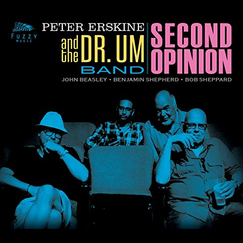 Peter Erskine - Second Opinion cover