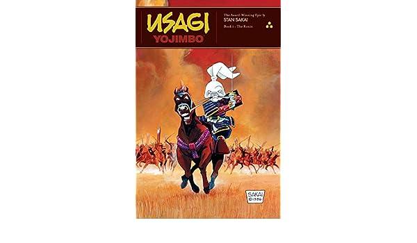 Usagi Yojimbo: Book 1: The Ronin (English Edition) eBook ...