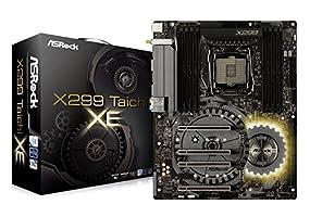ASRock X299 Taichi XE LGA2066/Intel X299/DDR4/CrossFireX & Quad SLI/SATA3 USB3.1/M.2/Wi-Fi/2GbE/ATX Motherboard