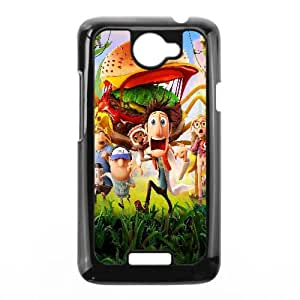 Cloudy With A Chance Of Meatballs 2 Cartoon HTC One X Cell Phone Case Black Customized Toy pxf005_9692438