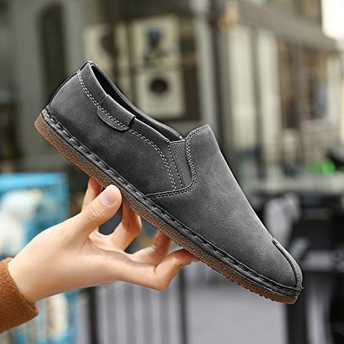 The Man Driving The Car Skid Shoes Casual Shoes High Quality Classic Casual Shoes Grey PsDVgL86