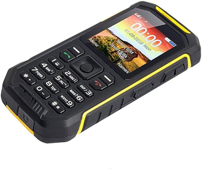 NSSZ Viejo Hombre walkie-Talkie con Antena de Tres baterías ...