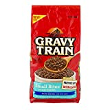 Gravy Train Beefy Classic Small Bites Dry Dog Food, 3.5 lbs