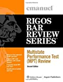 img - for Multistate Performance Test (Mpt) Review 2010 (Rigos Bar Review Series) book / textbook / text book