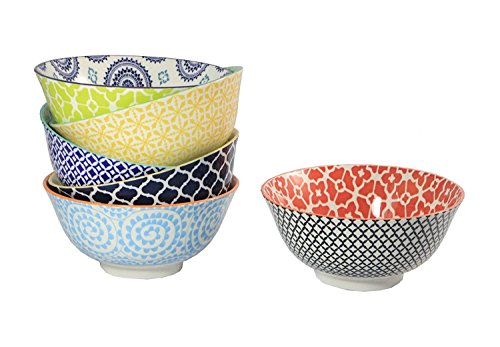 Certified International Large Cereal Soup Or Pasta Bowls