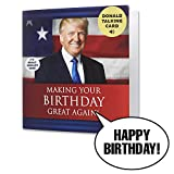 Talking Trump Birthday Card - Wishes You A - Best Reviews Guide