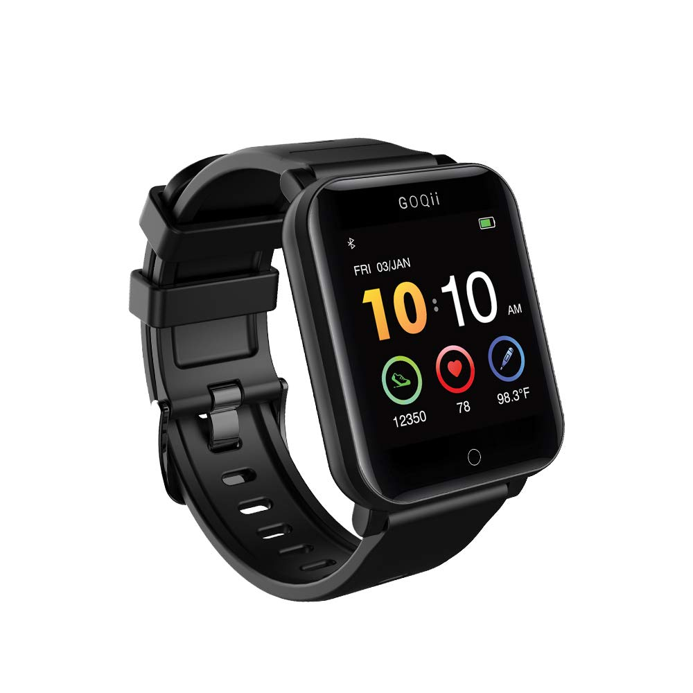 GOQii Smart Vital Fitness Watch