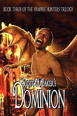 book cover of Dominion