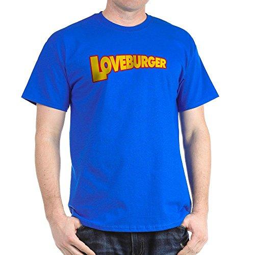CafePress Loveburger 100% Cotton T-Shirt