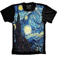 A Noite Estrelada Vincent Van Gogh Quadro