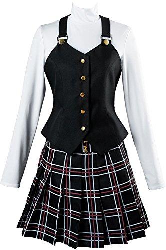 CosplaySky Persona 5 Costume P5 Makoto Niijima Queen School Uniform Medium