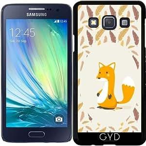 Funda para Samsung Galaxy A3 (SM-A300) - Zorro by Asmo