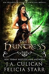 The Huntress (An Olympian Fallen Shifter Novel)