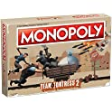 USAopoly Team Fortress 2 Monopoly Game