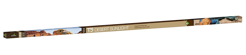 爬虫類 - 惑星T5砂漠の日光12.0チューブ、39 W、86 cm B019IARBPO