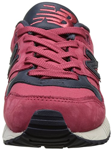 New Balance Damen 530 Sneakers Rot (Red)