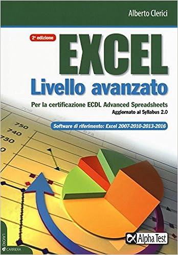 excel livello avanzato per la certificazione ecdl advanced