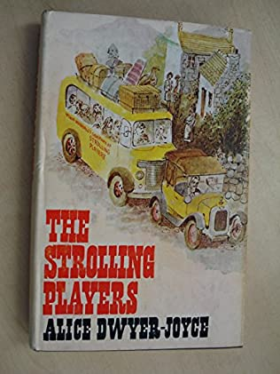 book cover of Strolling Players