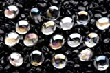 Penn-Plax Aquarium Decorative Gem-Stones Pearl Pink 90 Pcs